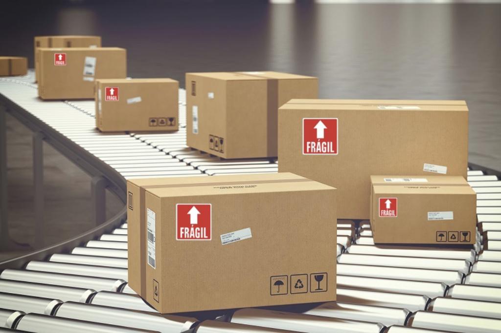Etiquetas para Transporte de Mercadorias